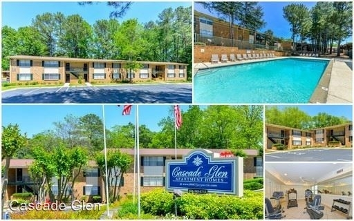 3 Bedrooms, Kings Forest Rental in Atlanta, GA for $875 - Photo 1
