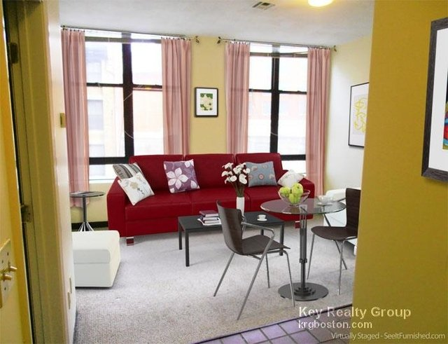 1 Bedroom, Chinatown - Leather District Rental in Boston, MA for $2,000 - Photo 2