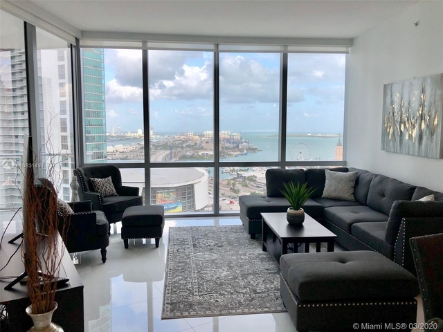 2 Bedrooms, Park West Rental in Miami, FL for $5,700 - Photo 1