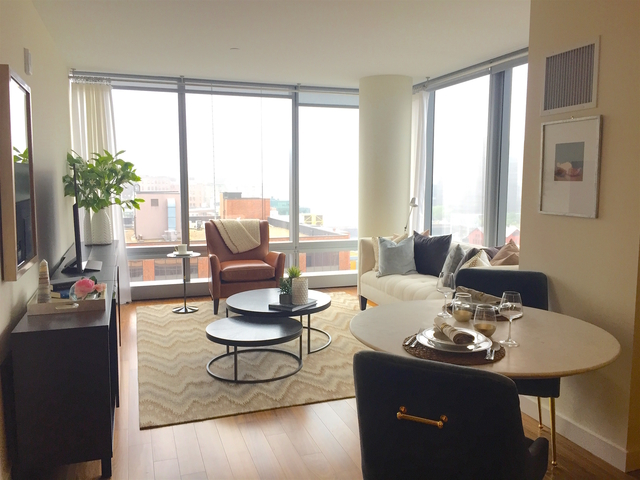 3 Bedrooms, Seaport District Rental in Boston, MA for $8,681 - Photo 2