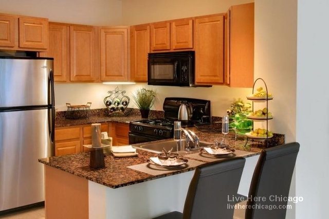 2 Bedrooms, Fulton River District Rental in Chicago, IL for $3,204 - Photo 2