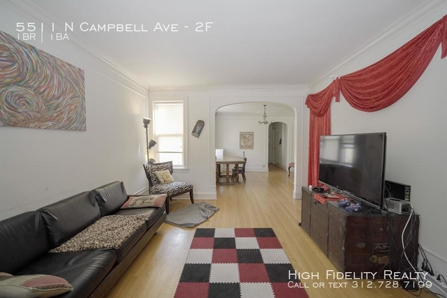 1 Bedroom, Budlong Woods Rental in Chicago, IL for $1,195 - Photo 2