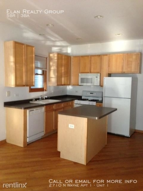 5 Bedrooms, Wrightwood Rental in Chicago, IL for $4,800 - Photo 1