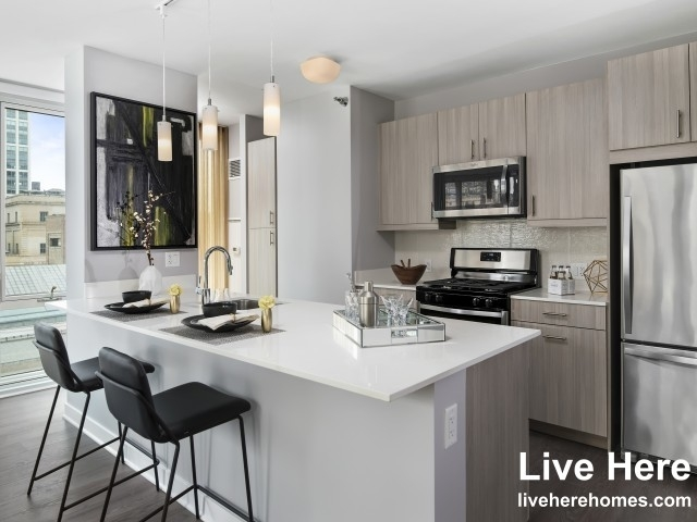 Studio, The Loop Rental in Chicago, IL for $2,402 - Photo 1