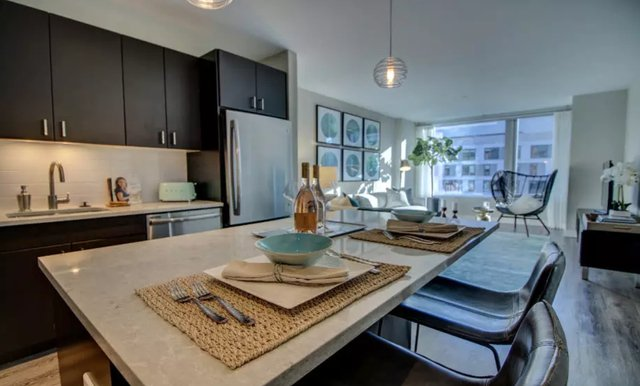 1 Bedroom, Seaport District Rental in Boston, MA for $4,393 - Photo 1