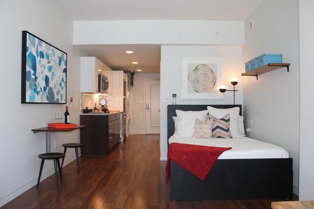 Studio, Seaport District Rental in Boston, MA for $3,383 - Photo 1