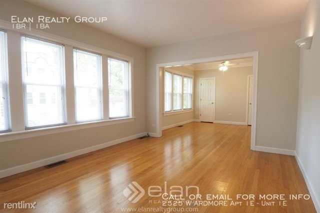 1 Bedroom, Arcadia Terrace Rental in Chicago, IL for $1,195 - Photo 1