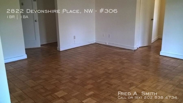 1 Bedroom, Woodley Park Rental in Washington, DC for $1,625 - Photo 2
