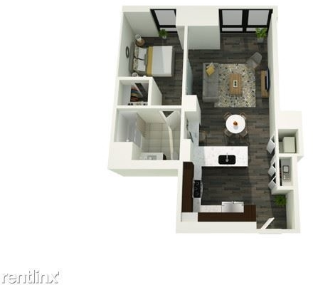 Studio, The Loop Rental in Chicago, IL for $2,624 - Photo 2
