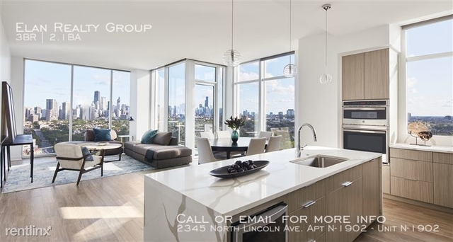 3 Bedrooms, Lincoln Park Rental in Chicago, IL for $7,934 - Photo 2
