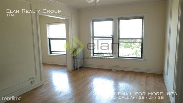 Studio, Magnolia Glen Rental in Chicago, IL for $825 - Photo 1