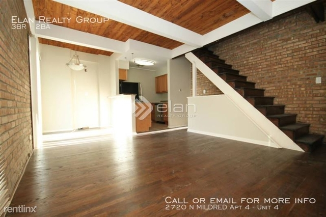 3 Bedrooms, Wrightwood Rental in Chicago, IL for $2,629 - Photo 2