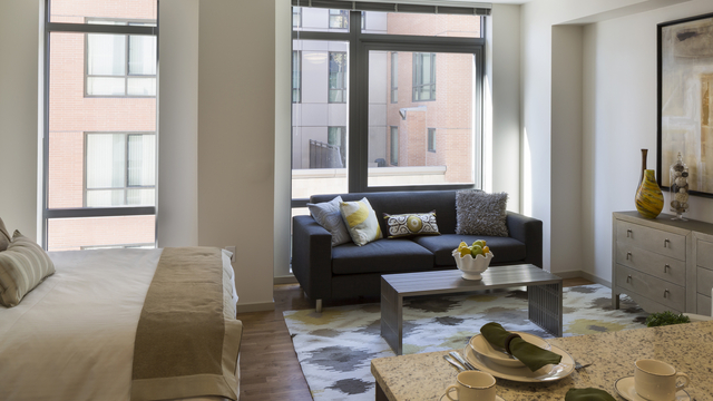 Studio, Downtown Boston Rental in Boston, MA for $3,190 - Photo 2
