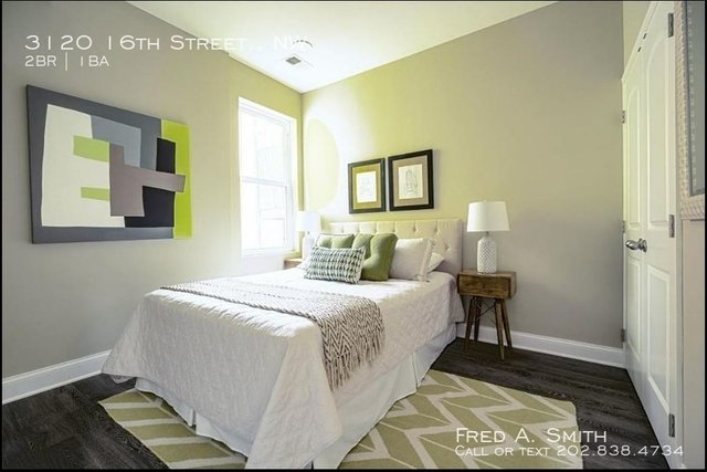 2 Bedrooms, Mount Pleasant Rental in Washington, DC for $2,872 - Photo 1