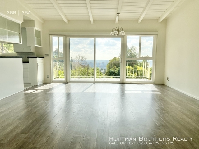 2 Bedrooms, Bel Air-Beverly Crest Rental in Los Angeles, CA for $7,895 - Photo 1