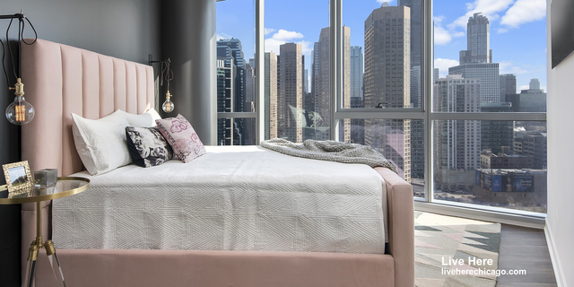 2 Bedrooms, West Loop Rental in Chicago, IL for $3,860 - Photo 2
