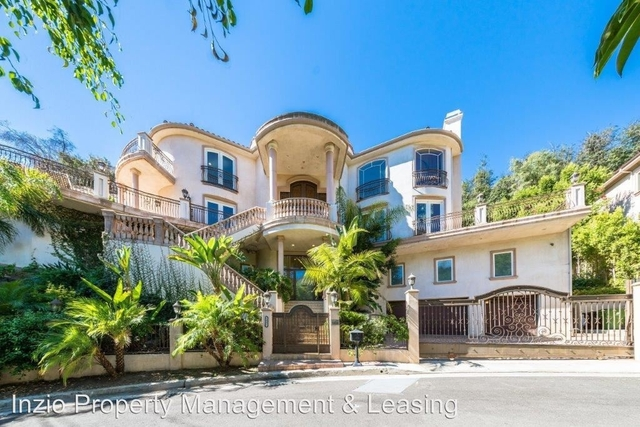 7 Bedrooms, Beverly Crest Rental in Los Angeles, CA for $48,000 - Photo 1