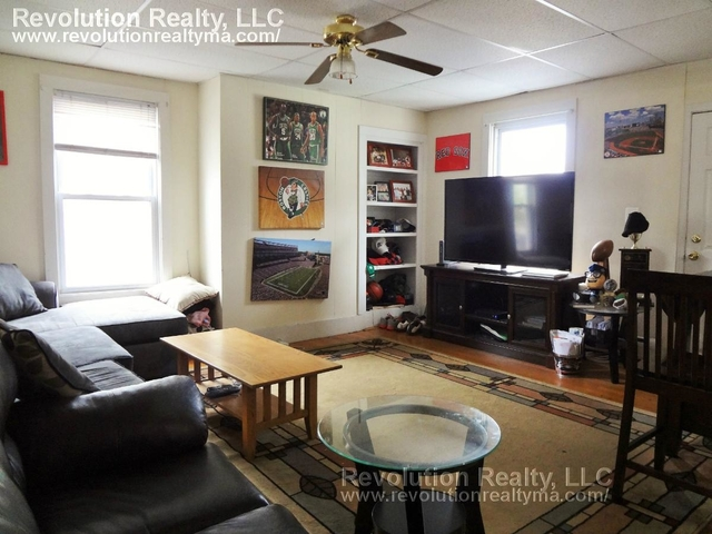 3 Bedrooms, East Somerville Rental in Boston, MA for $2,950 - Photo 1