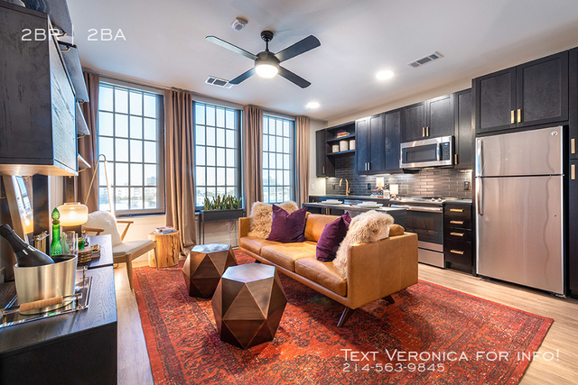2 Bedrooms, Deep Ellum Rental in Dallas for $2,925 - Photo 2