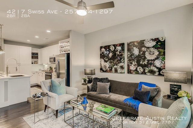 2 Bedrooms, Peak's Addition Rental in Dallas for $2,255 - Photo 2