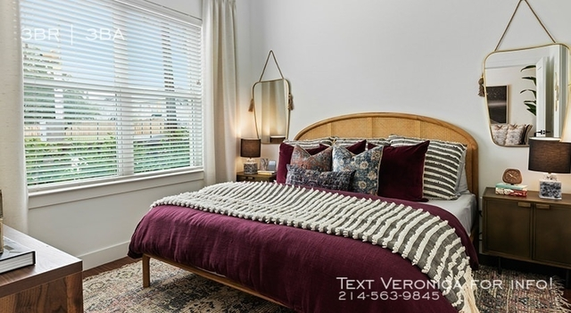 3 Bedrooms, Central Dallas Rental in Dallas for $3,320 - Photo 1