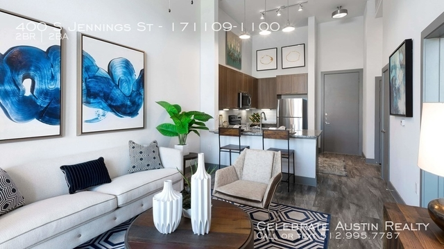 2 Bedrooms, Jennings South Rental in Dallas for $1,840 - Photo 2