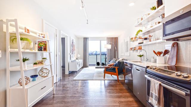 2 Bedrooms, Central Maverick Square - Paris Street Rental in Boston, MA for $3,996 - Photo 2