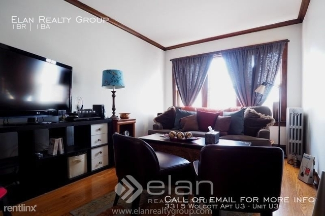 1 Bedroom, Roscoe Village Rental in Chicago, IL for $1,360 - Photo 2