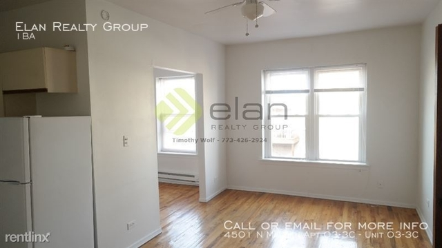 Studio, Sheridan Park Rental in Chicago, IL for $995 - Photo 1
