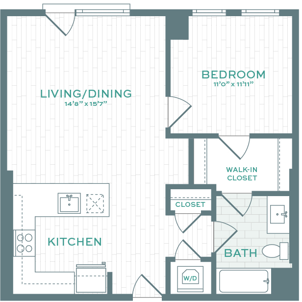 1 Bedroom, Allston Rental in Boston, MA for $3,203 - Photo 1