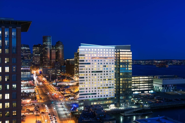 2 Bedrooms, Seaport District Rental in Boston, MA for $7,629 - Photo 2