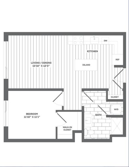 1 Bedroom, Medford Street - The Neck Rental in Boston, MA for $2,730 - Photo 2
