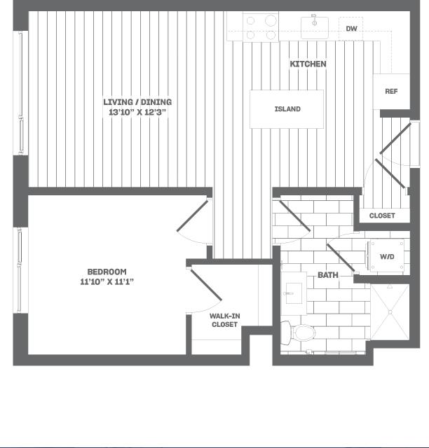 1 Bedroom, Medford Street - The Neck Rental in Boston, MA for $2,800 - Photo 1