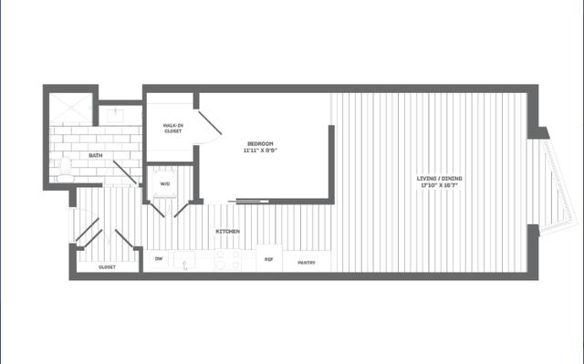 1 Bedroom, Medford Street - The Neck Rental in Boston, MA for $2,890 - Photo 1