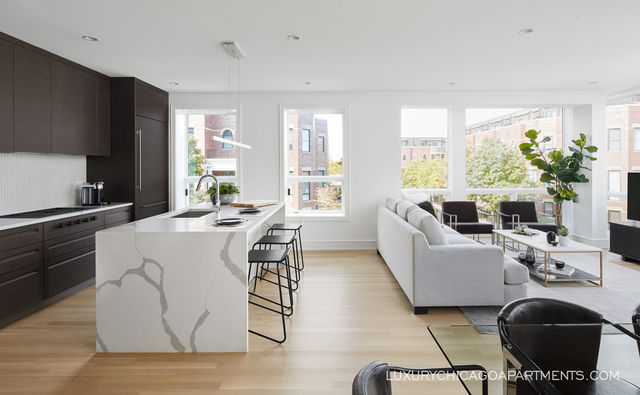 3 Bedrooms, Lathrop Rental in Chicago, IL for $5,195 - Photo 2