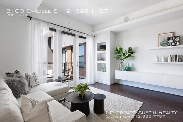 2 Bedrooms, Uptown Rental in Dallas for $2,445 - Photo 2