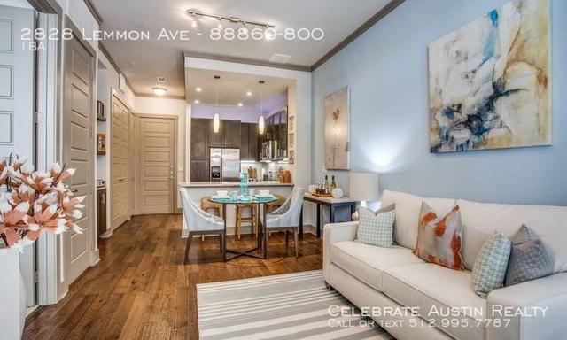 Studio, Uptown Rental in Dallas for $1,669 - Photo 1