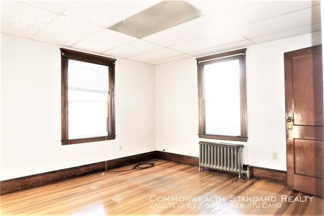 3 Bedrooms, North Allston Rental in Boston, MA for $2,495 - Photo 1