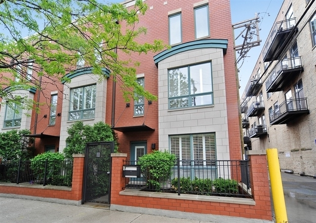 4 Bedrooms, Near West Side Rental in Chicago, IL for $6,495 - Photo 1