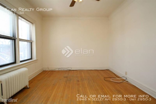 1 Bedroom, Roscoe Village Rental in Chicago, IL for $1,250 - Photo 2