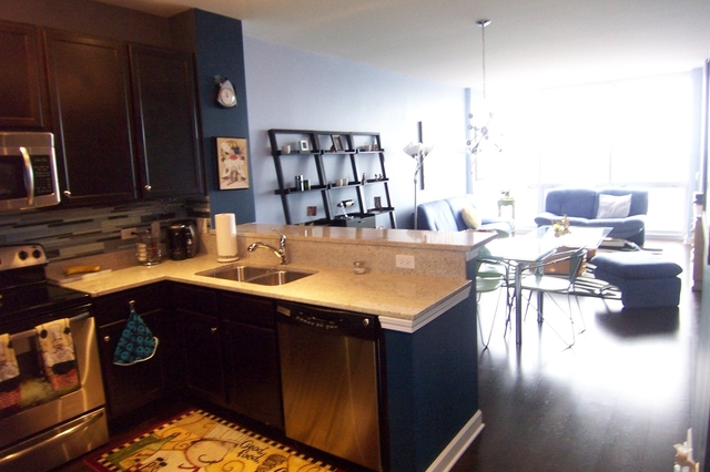1 Bedroom, Prairie District Rental in Chicago, IL for $1,800 - Photo 2