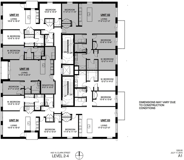 2 Bedrooms, Sheridan Park Rental in Chicago, IL for $2,290 - Photo 2