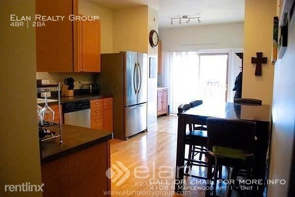 4 Bedrooms, Horner Park Rental in Chicago, IL for $3,595 - Photo 1
