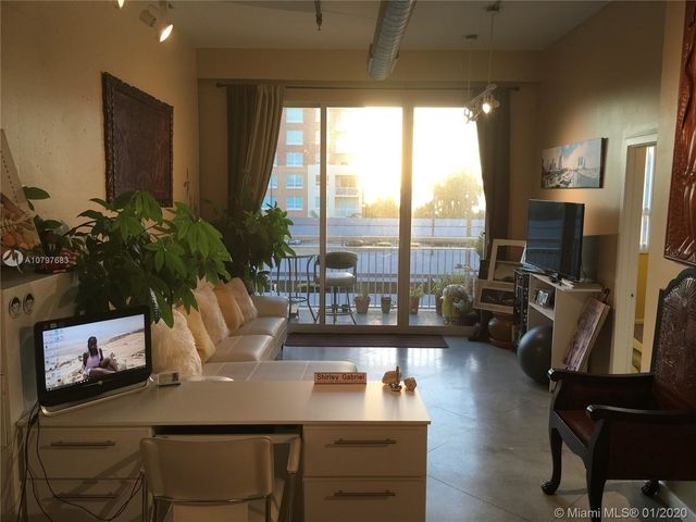 1 Bedroom, Media and Entertainment District Rental in Miami, FL for $2,325 - Photo 2