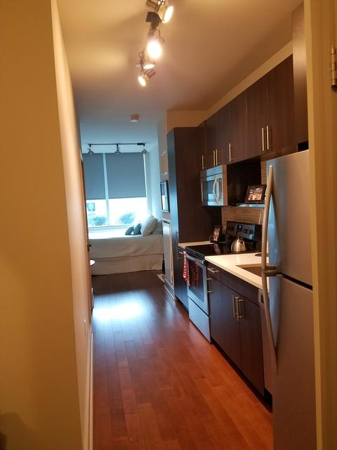 Studio, Seaport District Rental in Boston, MA for $2,750 - Photo 2