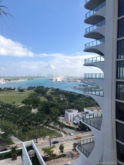 1 Bedroom, Park West Rental in Miami, FL for $2,400 - Photo 2