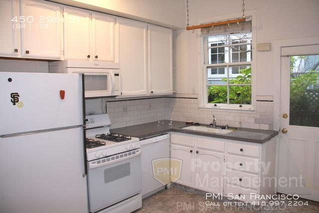 1 Bedroom, Noe Valley Rental in San Francisco Bay Area, CA for $3,480 - Photo 2
