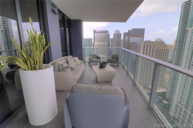 3 Bedrooms, Miami Financial District Rental in Miami, FL for $6,200 - Photo 2
