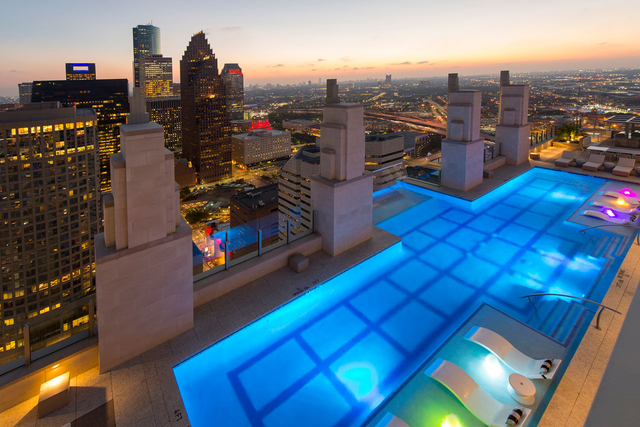 2 Bedrooms, Downtown Houston Rental in Houston for $3,425 - Photo 1