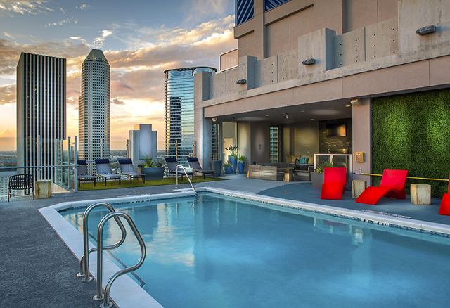 2 Bedrooms, Downtown Houston Rental in Houston for $2,280 - Photo 1